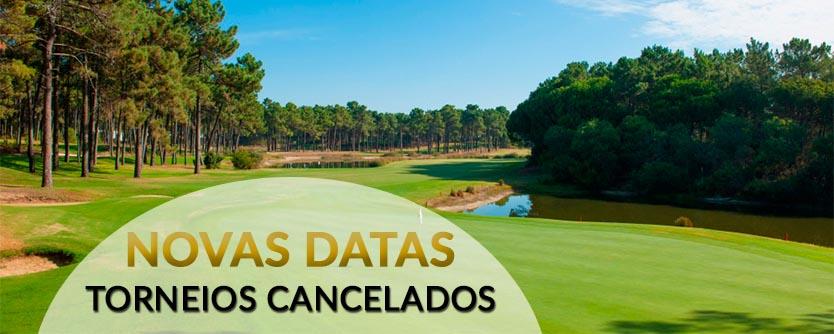 Torneios Cancelados