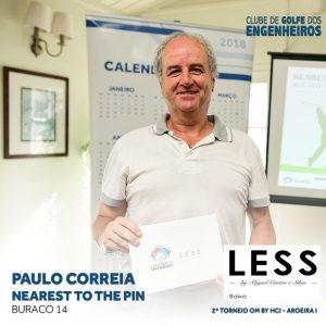 nearest pin less